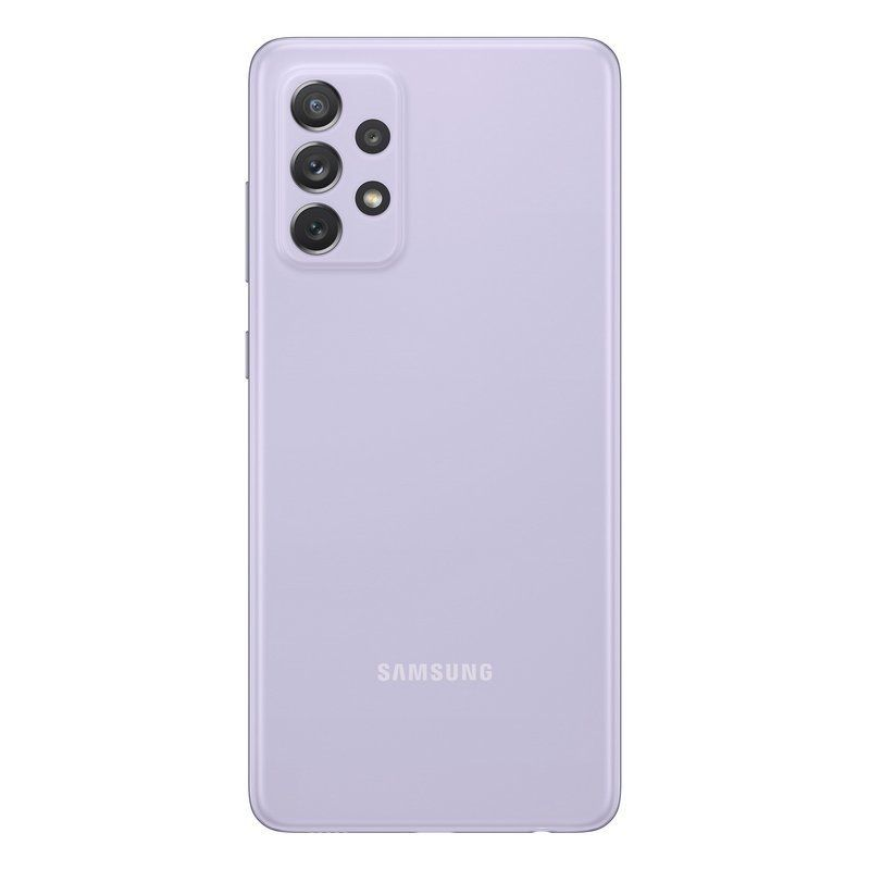 samsung galaxy a72 8gb 256gb violeta caracteristicas