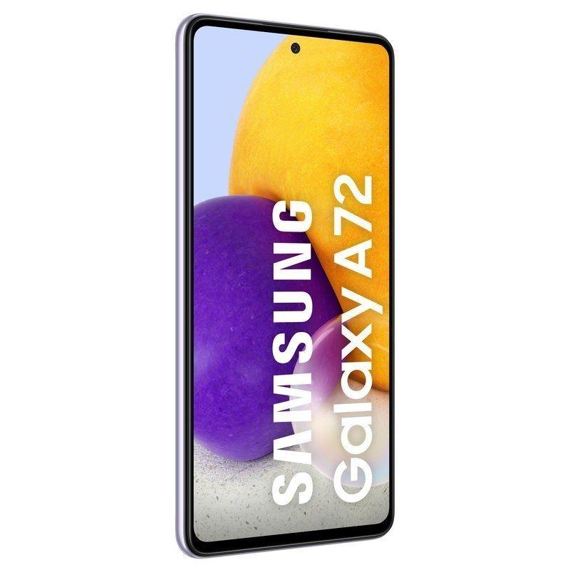 samsung galaxy a72 8gb 256gb violeta mejor precio