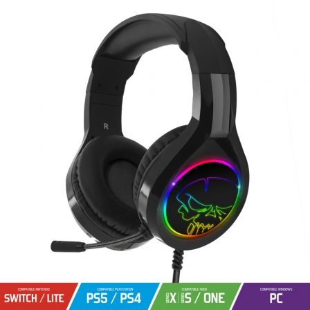 spirit of gamer pro h8 auriculares