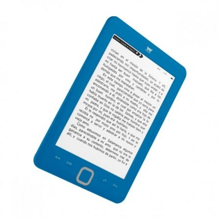 woxter scriba 195 azul libro electronico ebook 6 mejor precio