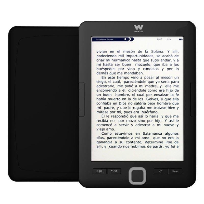 woxter scriba 195 negro libro