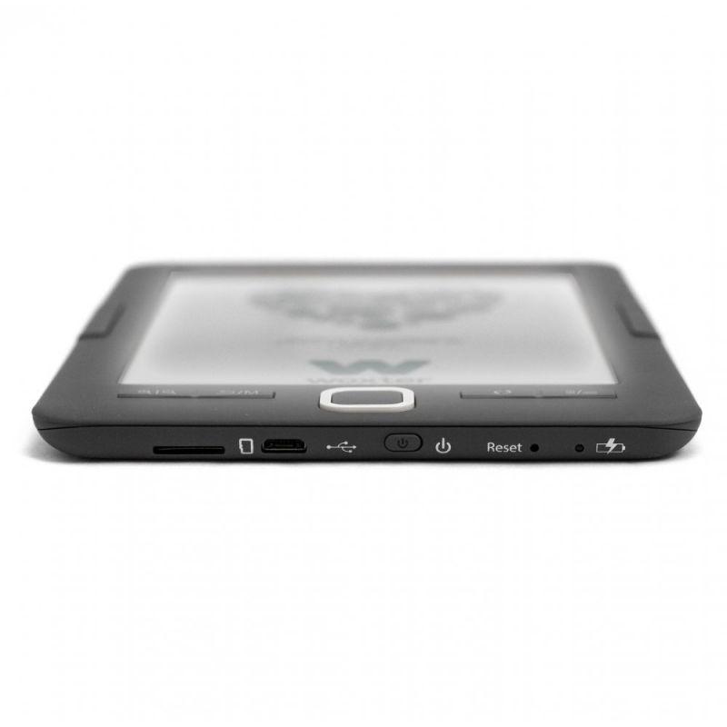 woxter scriba 195 paperlight black libro electronico ebook 6 mejor precio