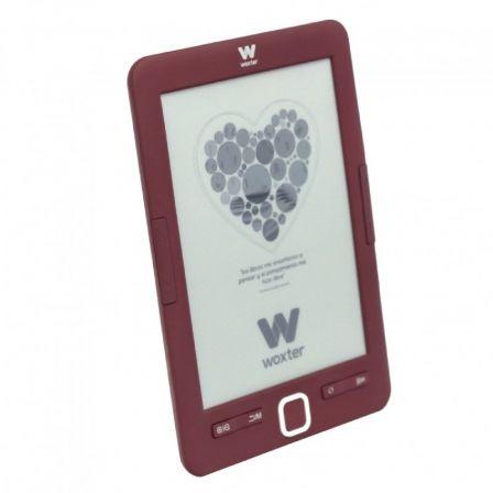 woxter scriba 195 rojo libro