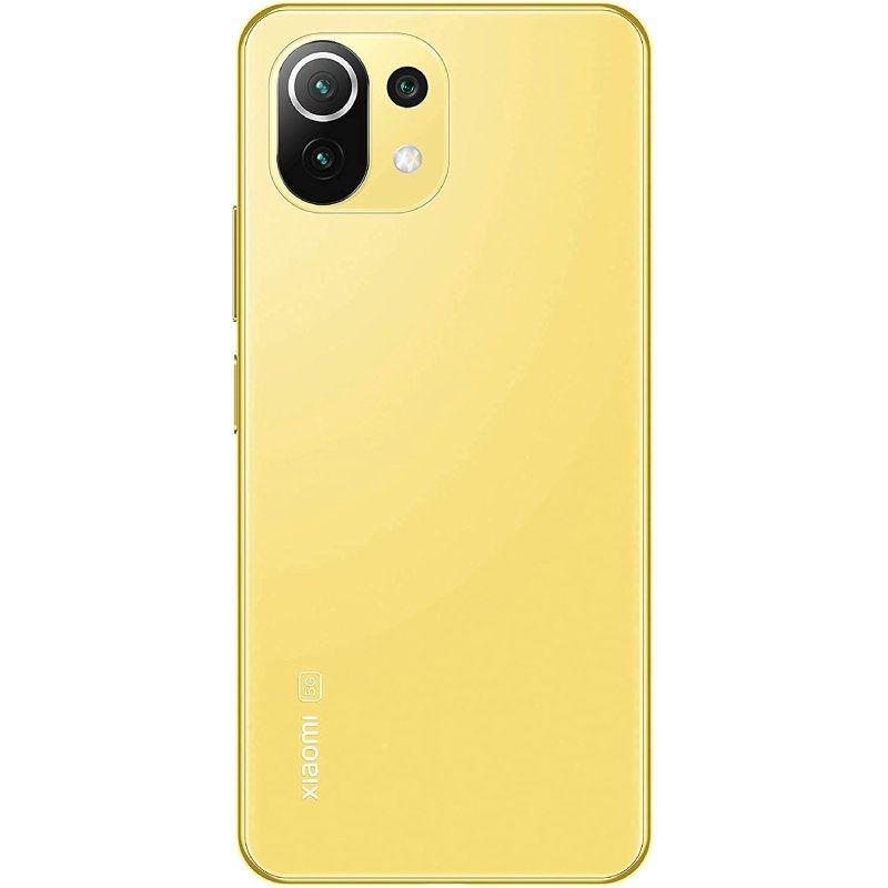 xiaomi mi 11 lite 8gb 128gb 5g amarillo citrico mejor precio