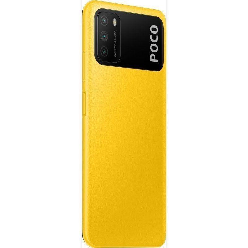 xiaomi pocophone m3 4gb 128gb amarillo especificaciones