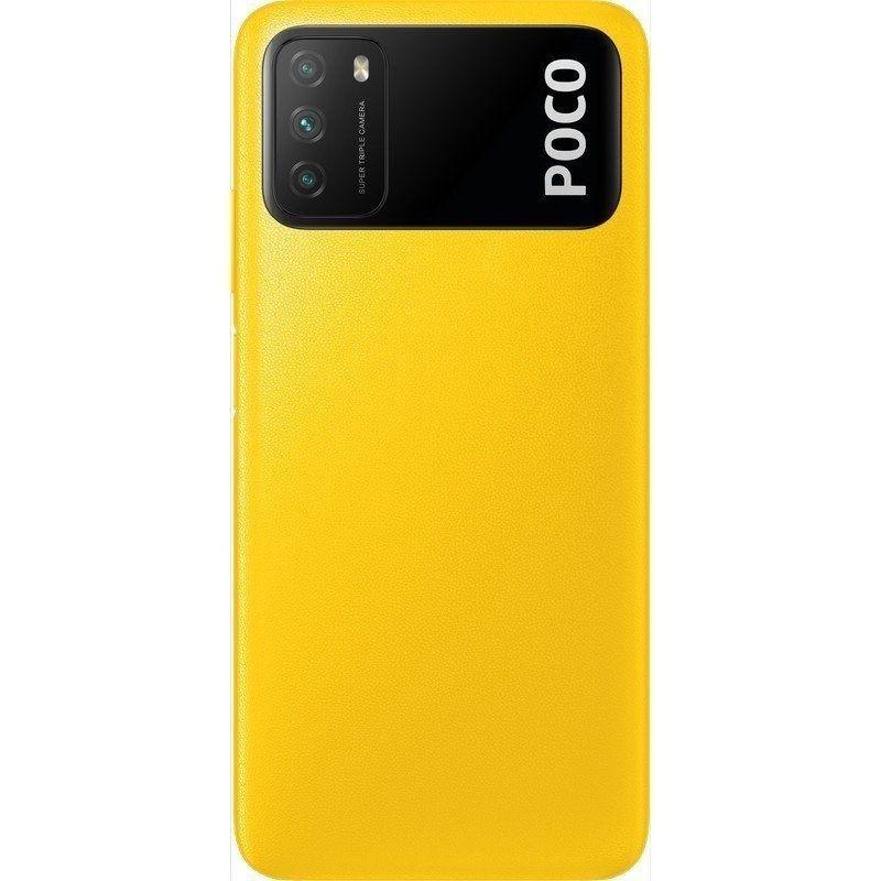 xiaomi pocophone m3 4gb 128gb amarillo mejor precio