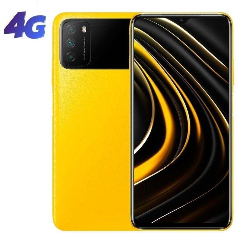 xiaomi pocophone m3 4gb 128gb amarillo
