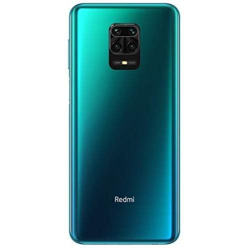 xiaomi redmi note 9s 4gb 64gb azul aurora caracteristicas