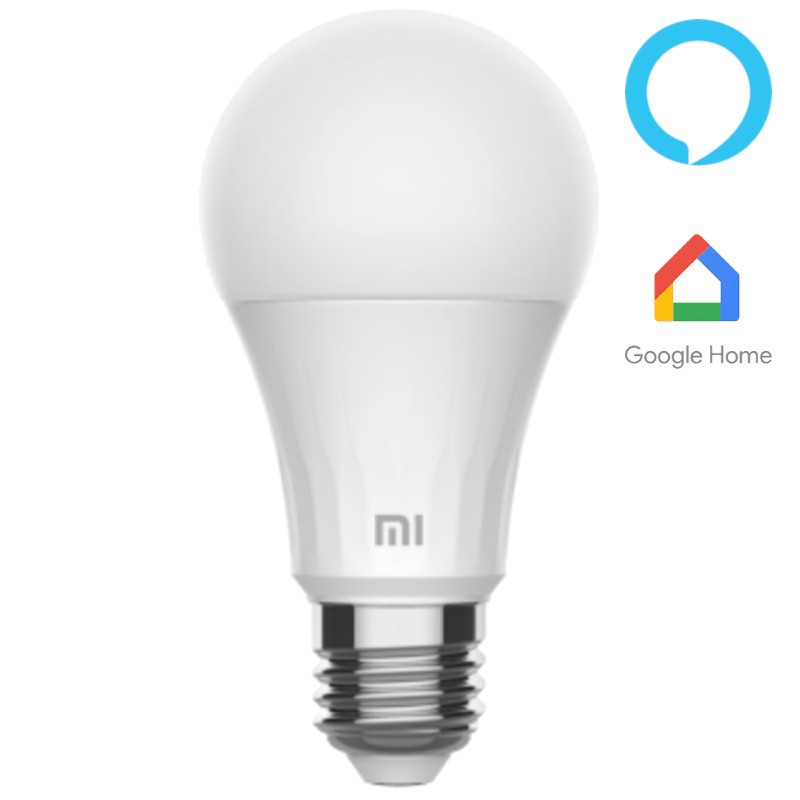 xiaomi mi led smart bulb warm e27 8w